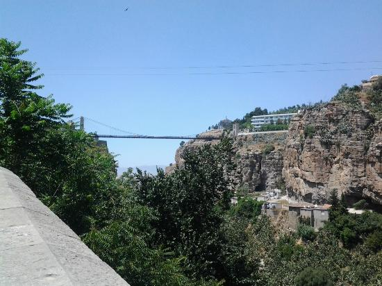 Pont Sidi M'Cid: Vista lateral da Ponte.