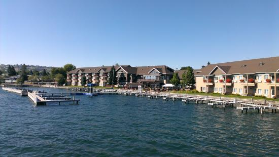 KwaTaqNuk Resort & Casino: Polson Lake - KwaTaqNuk Bay
