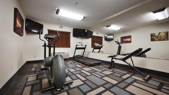 BEST WESTERN PLUS Berkshire Hills Inn & Suites: Fitness area