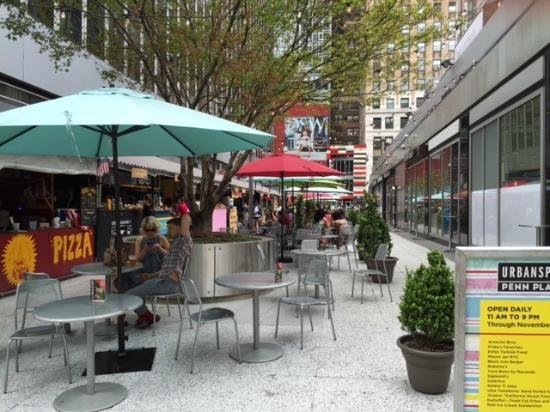 urban eats picture of stewart hotel new york city tripadvisor
