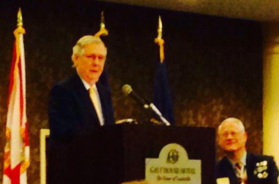 Sons of the American Revolution Genealogical Research Library: Senator Graham @ SAR