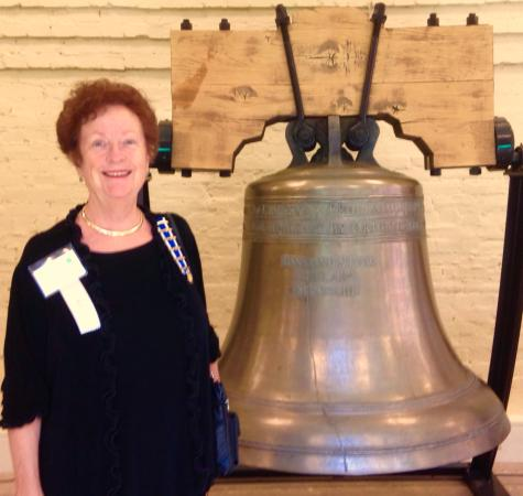 Sons of the American Revolution Genealogical Research Library: Replica Liberty Bell