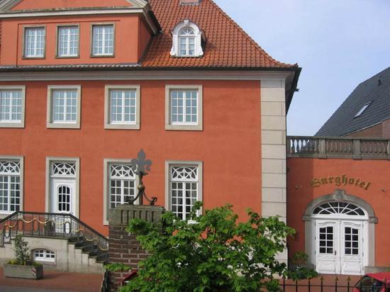 Burghotel Haseluenne : Burghotel