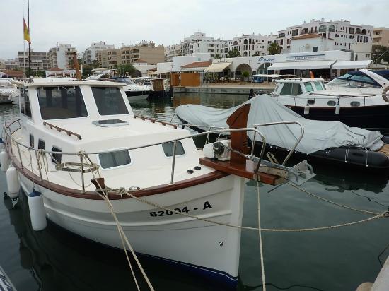 Apartamentos Atlas: Puerto de Santa Eulalia