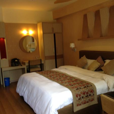 Hotel Moonlight: New refurb room