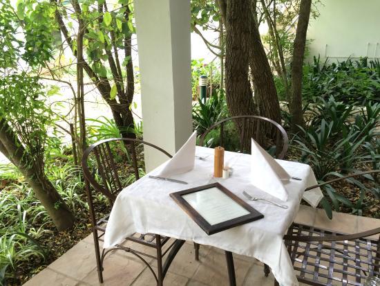 Addo, Sudáfrica: Room service