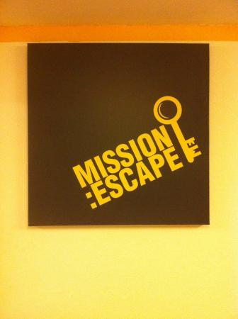 ‪Mission: Escape‬