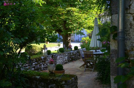 St. Eutrope de Born, Frankrijk: terrace