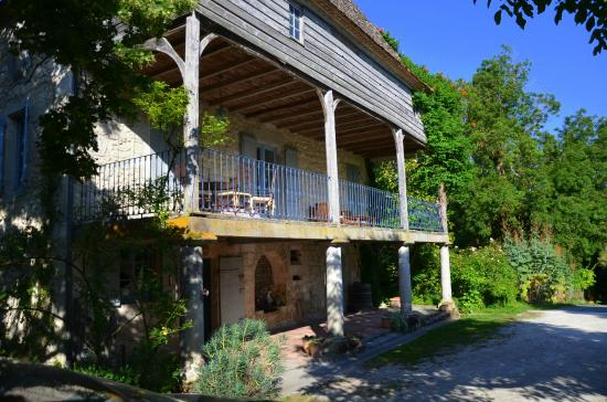 St. Eutrope de Born, Frankrijk: house