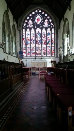 Mildenhall St Marys