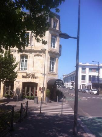 BEST WESTERN Gare Saint Jean: photo0.jpg