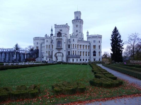 Zamek (Mala Hluboka)