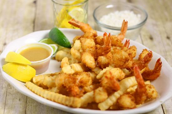 Musselwhite's Seafood & Grill: Shrimp!