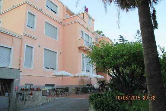 Hotel Napoleon San Remo: Hotel
