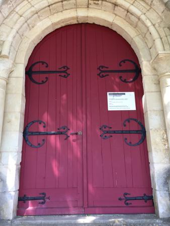 Chapelle Sainte Radegonde