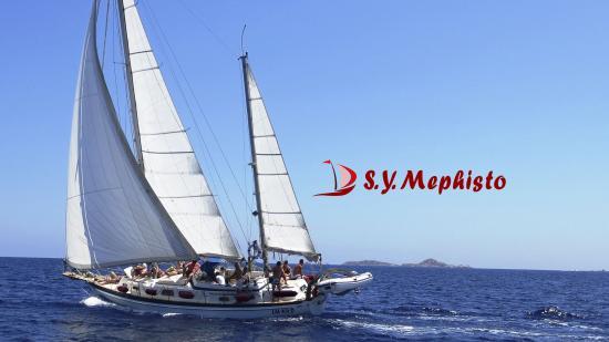 S.Y. Mephisto - Il Piacere del Mare di Giovanni Passarella
