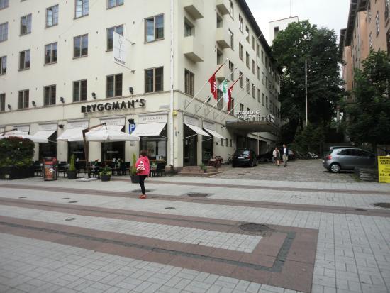 Scandic Plaza Turku : Entré