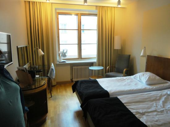 Scandic Plaza Turku : Hotellrum
