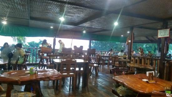 Greenviews Resort Corong-Corong: restaurant