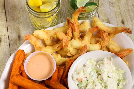 Musselwhite's Seafood & Grill: Musselwhites Seafood