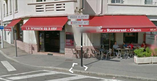 Brasserie du Huitieme