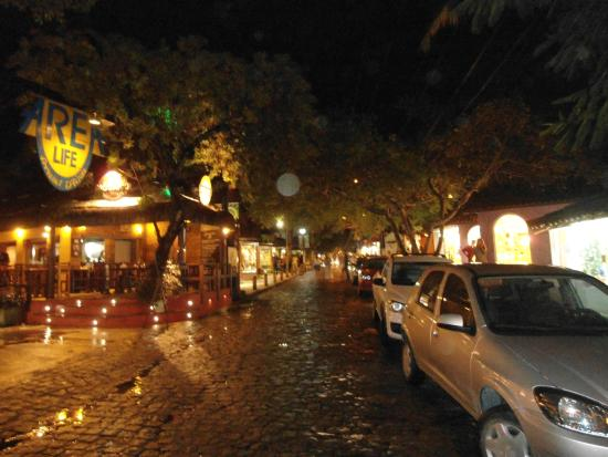 Rua do Mucugê: Charme