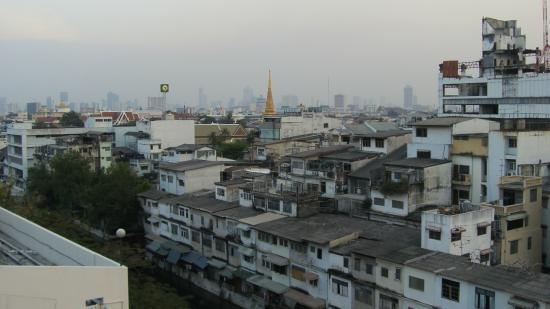 Diamond House: View From Roof
