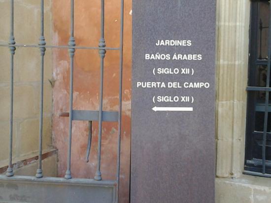 Ba Os Rabes Fotograf A De Alc Zar De Jerez De La