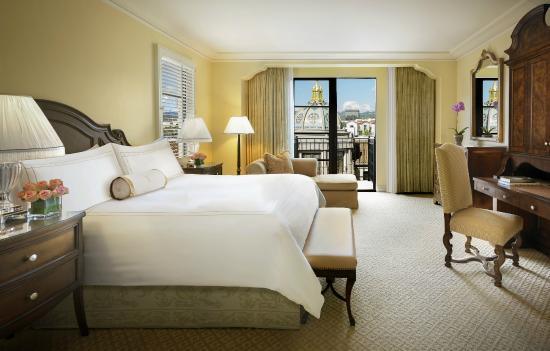 Montage Beverly Hills: Suite Bedroom