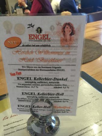 Nickenich, Германия: Das Bier vom Fass kann ich nur empfehlen