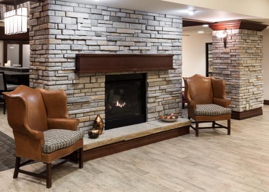 Hampton Inn & Suites Colorado Springs/I-25 South: Lobby