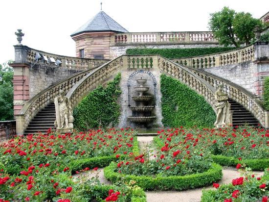 Fürstengarten Marienberg