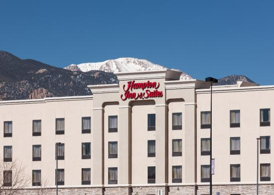Hampton Inn & Suites Colorado Springs/I-25 South: Exterior