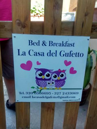 Bed & Breakfast La Casa del Gufetto