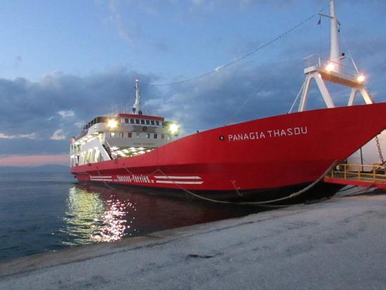 Port of Skala Prinou - Picture of Thasos, Northeast Aegean Islands