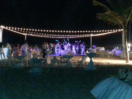 Hard Rock Hotel Punta Cana Beach Reception
