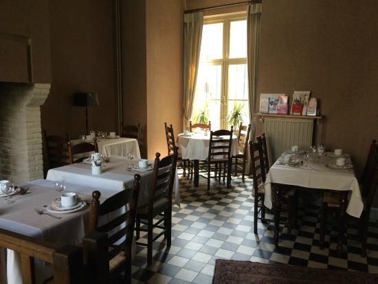 Hotel Boterhuis: Salón Desayuno