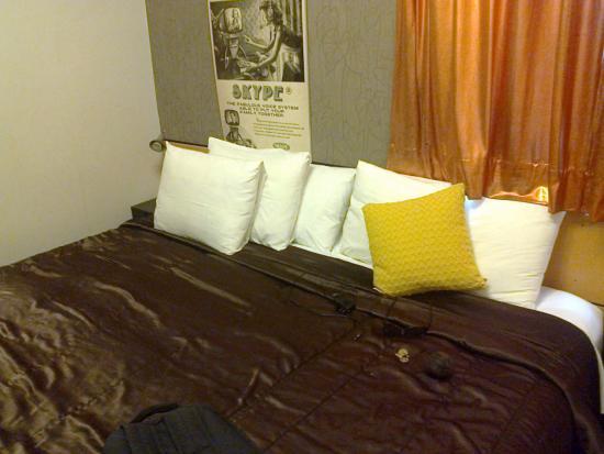Dreams Hotel Boutique: habitacion