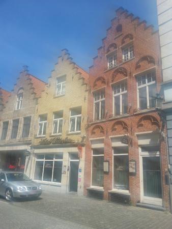 Hotel Boterhuis: Fachada