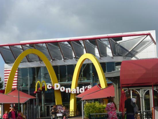 McDonald's Disney Village