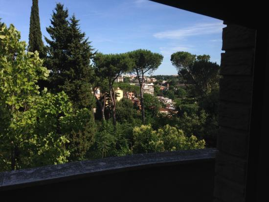 Kaire Hotel: View from the room