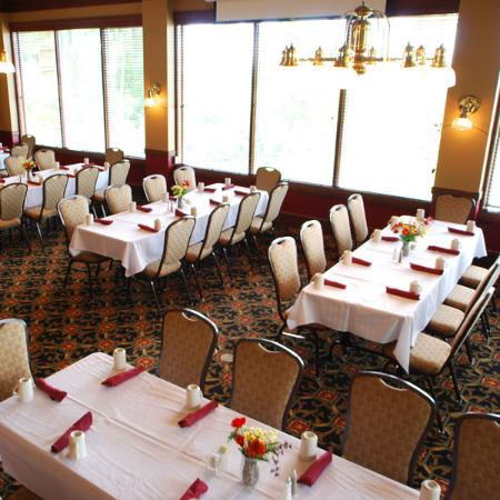 Egg Harbor, วิสคอนซิน: The State Room is one of the many baquet rooms.