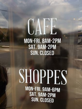Altavista, VA: Main Street Cafe & Coffee