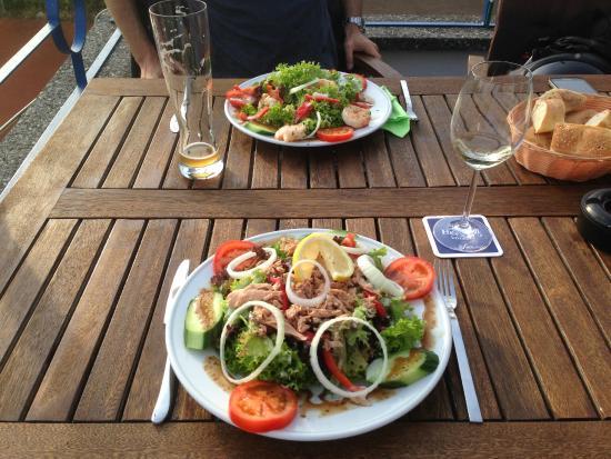 Lecker salat essen koln
