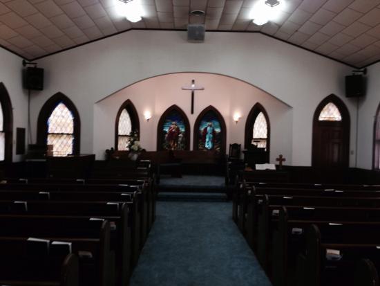 Gulf Prairie Presbyterian Church & Cemetery