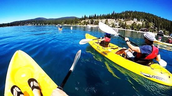 Tahoe Adventure Company: Life is good.