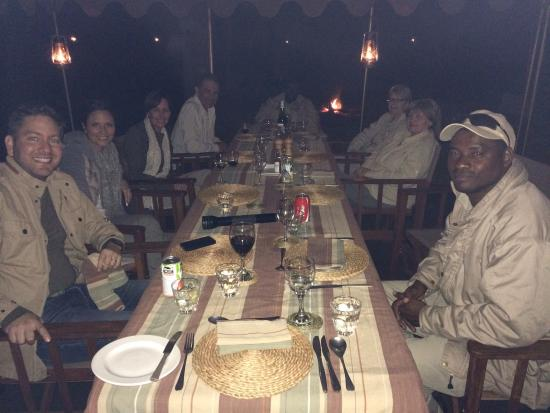 andBeyond Chobe Under Canvas: The happiest place on earth!!
