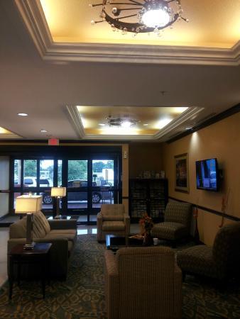 Comfort Inn & Suites Northeast - Gateway: Lobby area.