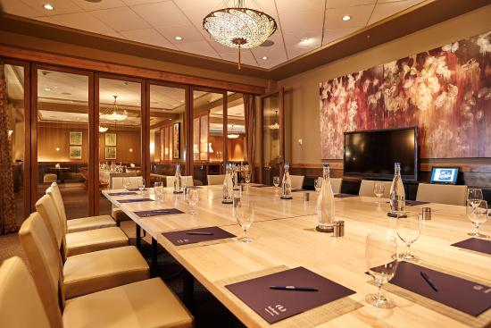 The most beautiful Private Dining Room and meeting space at Larkspur ...