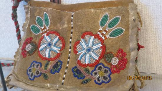 Kenai, Αλάσκα: Native Beadwork